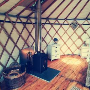Boncath Yurt