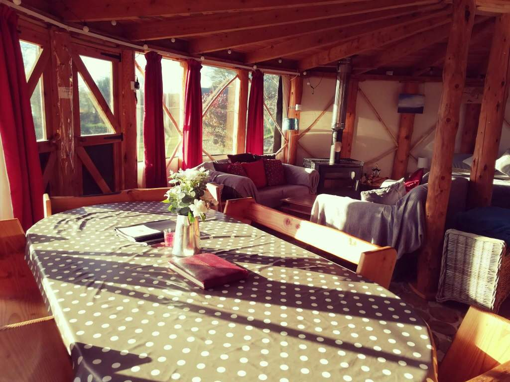 GLAMPING FACILITIES – A HOME AWAY FROM HOME