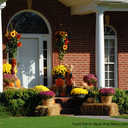 Get Creative With Your Porch For Fall I Can T Wait To Try Some