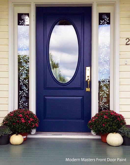 Front Door Paint Colors and How to Paint an Exterior Door on Door Color Ideas  id=15363