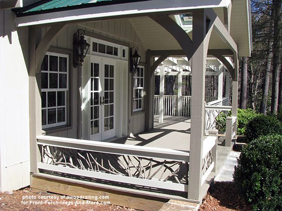 Image Result For Long Fence And Deck