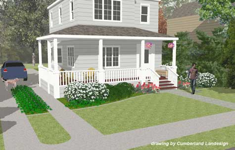 25+ Front Porch Types PNG