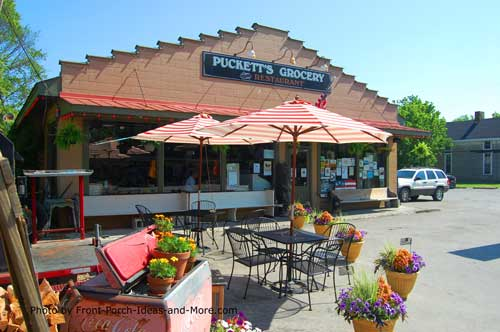 Leipers Fork TN Living The Country Life Front Porch Ideas