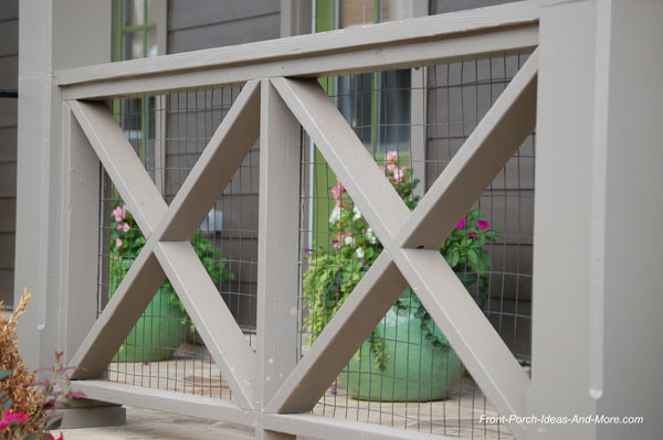 18+ Outdoor Porch Railing Ideas Pictures