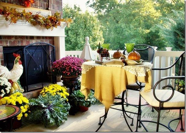 12 Easy Fall Decorating Ideas