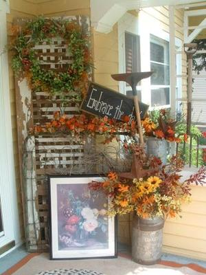 I Love To Look For Inspiration On How Decorate My Porch Summertime Hope These Great Ideas Inspire You Too
