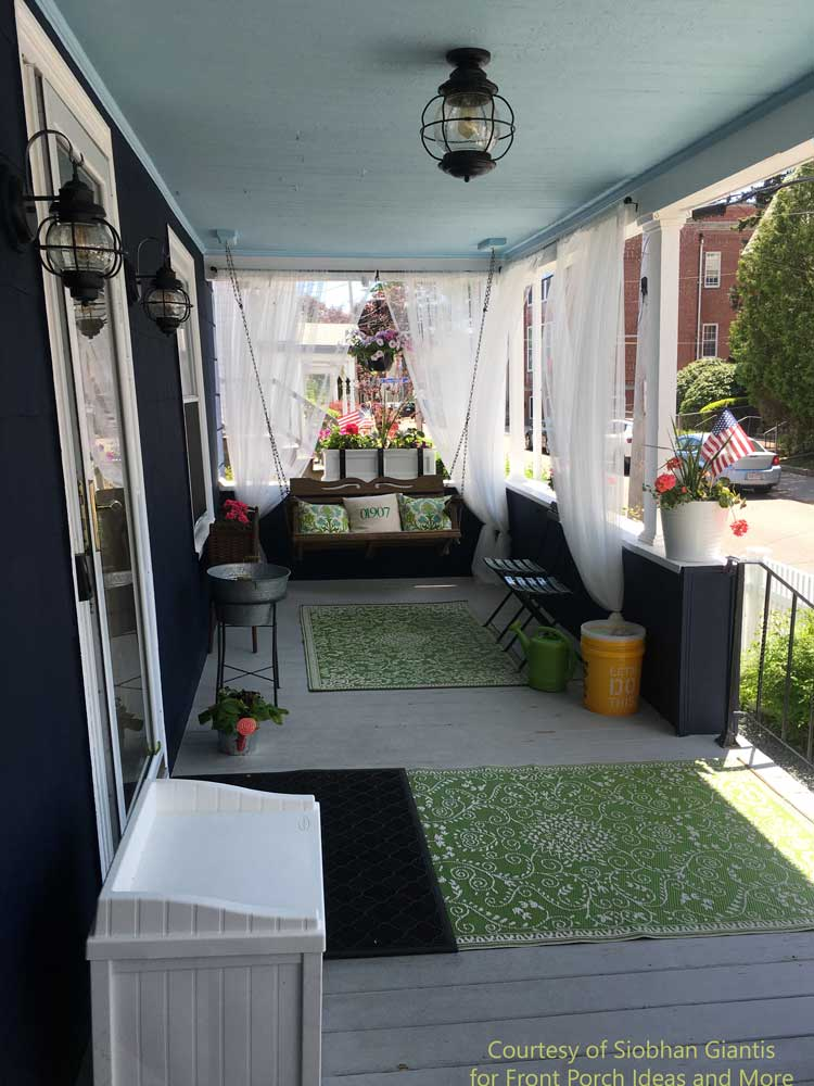 outdoor curtain panels porch curtains
