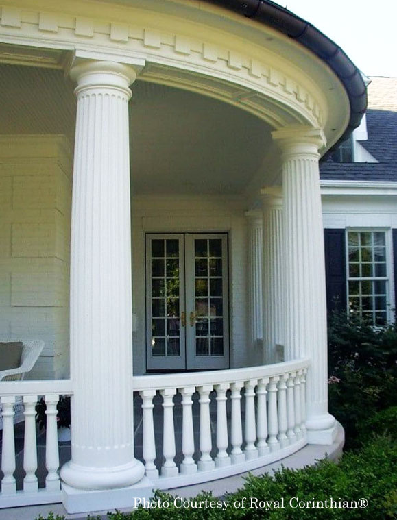 19+ Composite Front Porch Ideas Images
