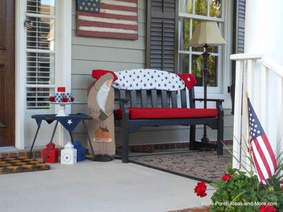 Fourth Of July Decor Patriotic Decorating For The