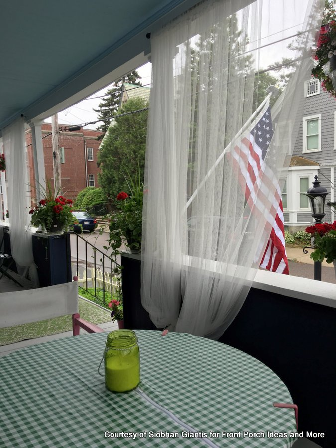 Make Your Own Outdoor Curtain Panels - Home Depot Patio Furniture