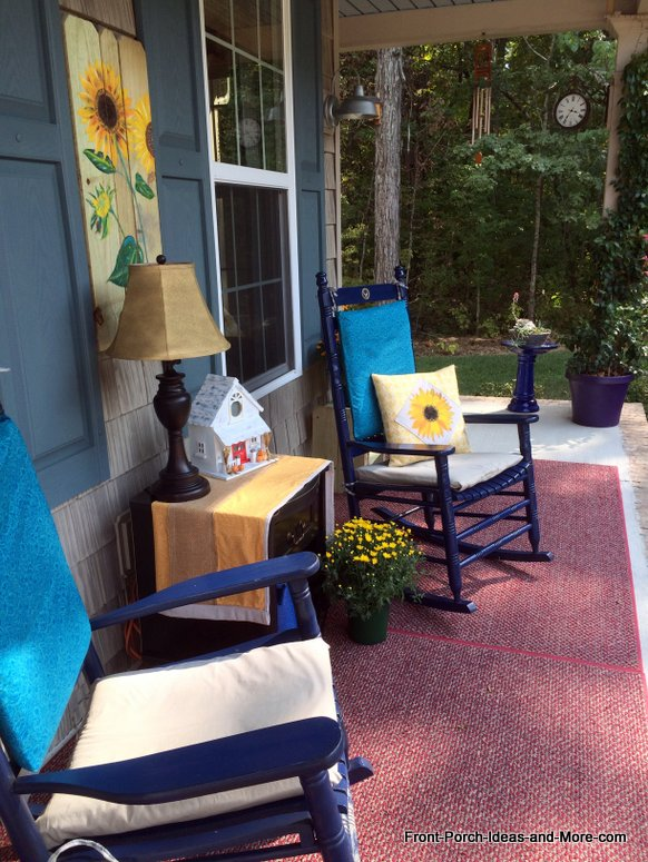 Beautiful Porch Furniture