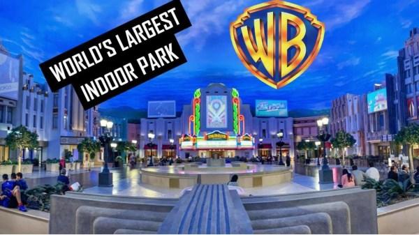 Первый отель будущей сети Warner Bros откроется в Абу-Даби ...