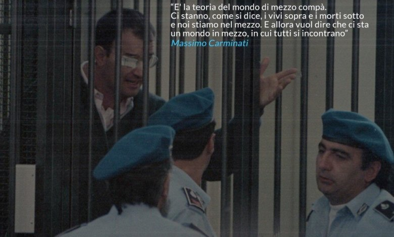 Photo of Mafia Capitale, tutti i retroscena su Massimo Carminati e Salvatore Buzzi