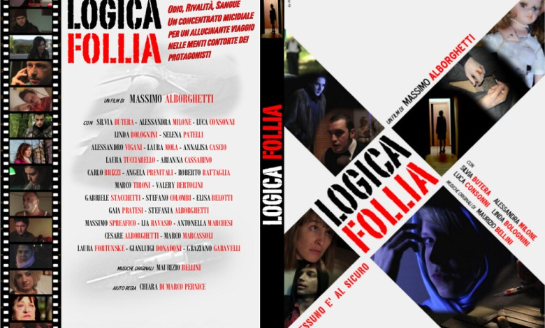"Photo of ""Logica follia"", il gran thriller di Massimo Alborghetti – GUARDA IL FILM!"