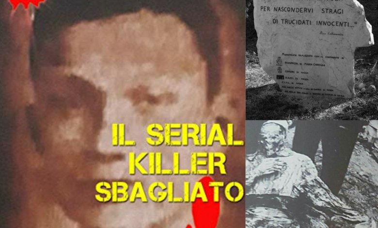 "Photo of Il book trailer e un'anticipazione de ""Il serial killer sbagliato"""