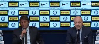 Photo of Antonio Conte in campo, Beppe Marotta in ufficio: Lautaro e Inter da scudetto