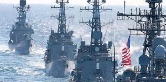 buques antidrogas a Venezuela