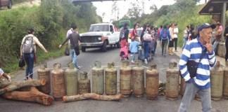 gas crisis de servicios públicos