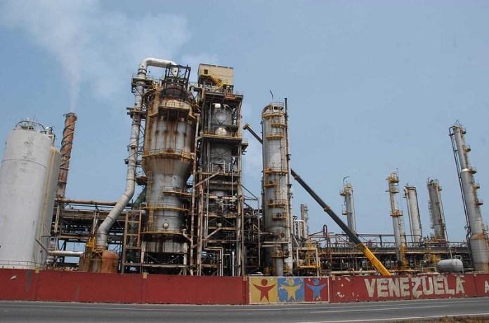 escasez gasolina Venezuela