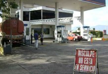 combustible gasolina