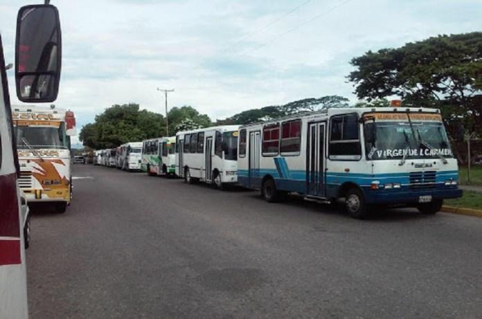 transporte público San Cristóbal