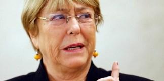 Bachelet Venezuela