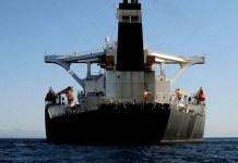 buques petroleros EE.UU
