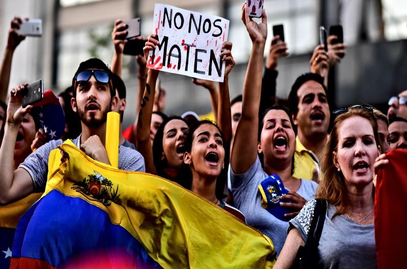 crisis Venezuela riesgo inminente