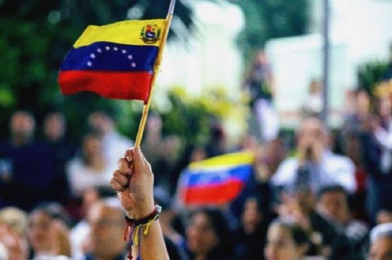 embajada venezolanos