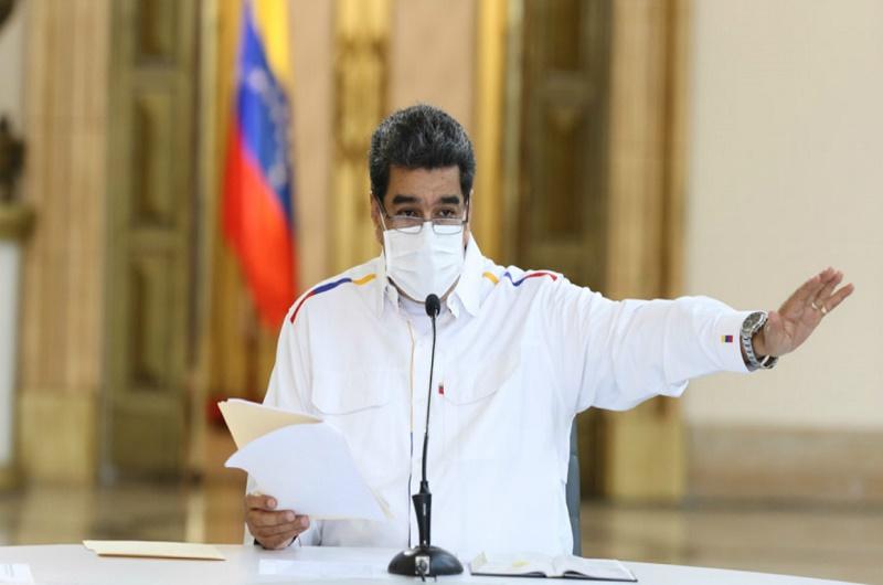 Maduro extiende estado de alarma