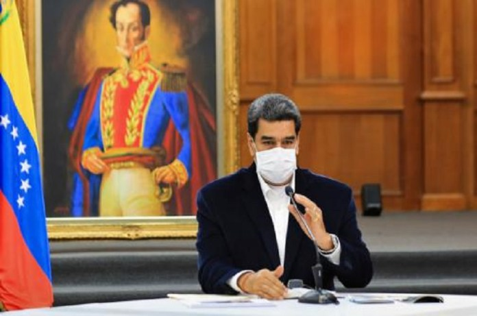 Maduro coronavirus