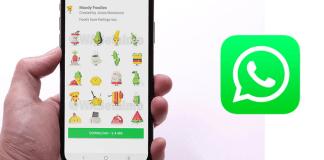 stickers animados WhatsApp