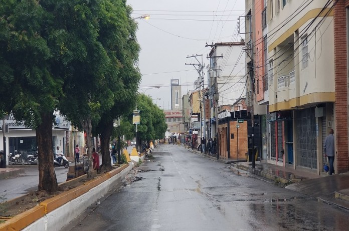 venezolanos Avenida Venezuela