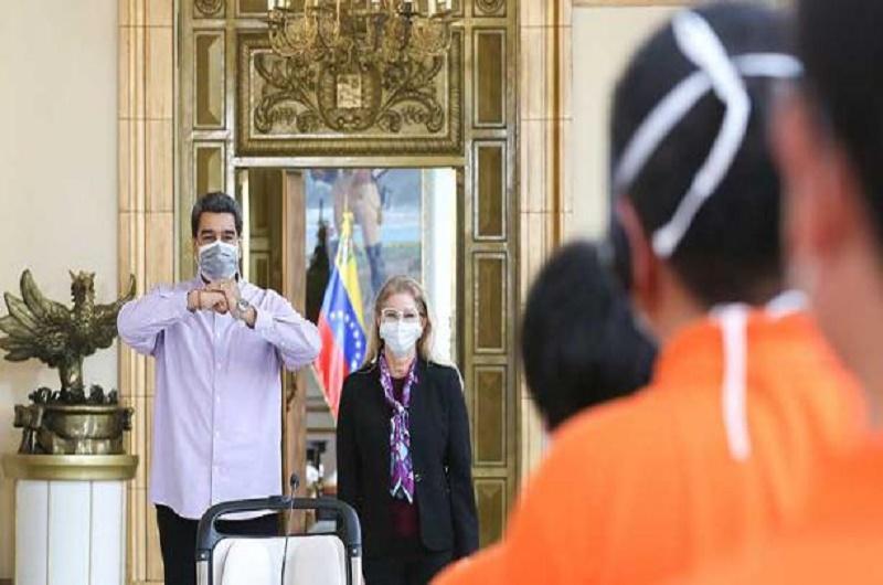 Maduro estado de alarma