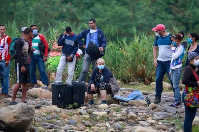 migrantes frontera