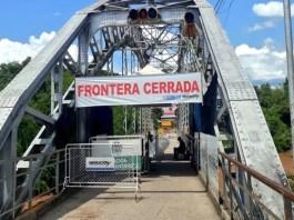 Colombia pasos fronterizos