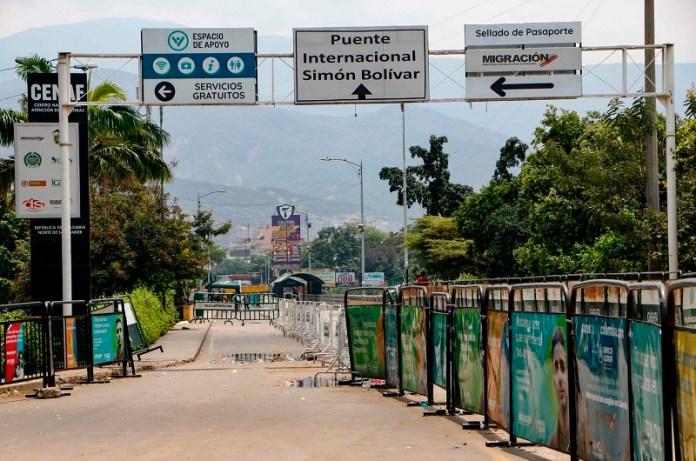 frontera cerrada comercio Cúcuta