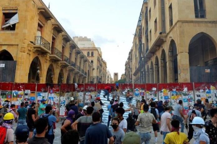 protestas Líbano gobierno