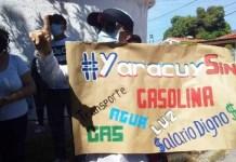 protestas Yaracuy
