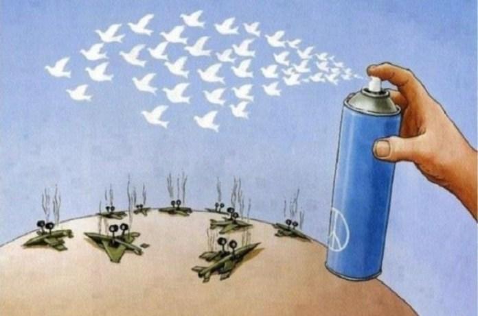 paz y guerra