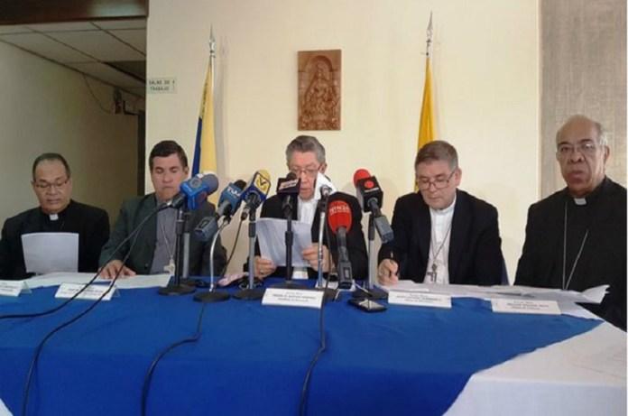 Conferencia Episcopal Venezolana crisis