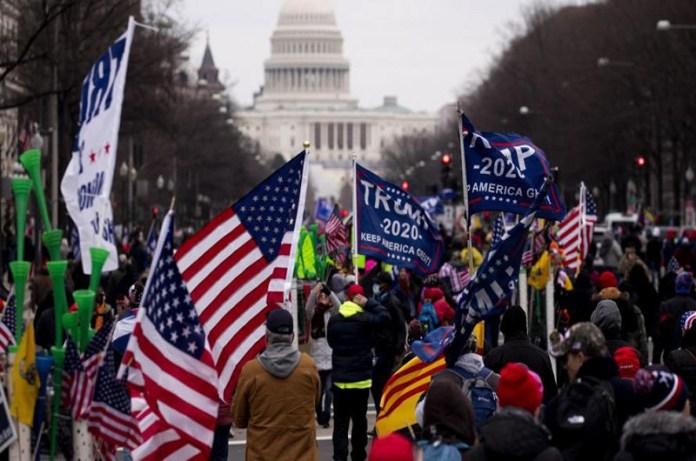 EEUU post democracia