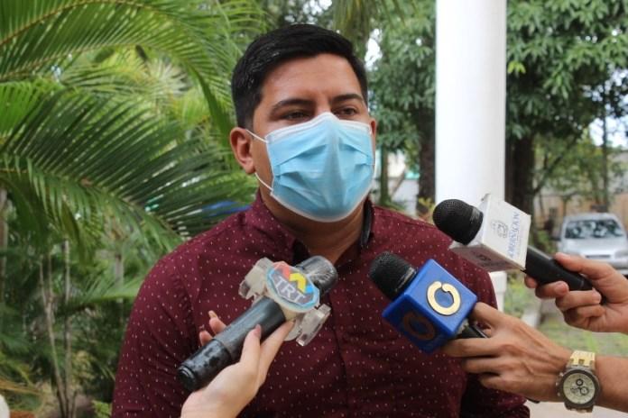 director Protección Civil Táchira
