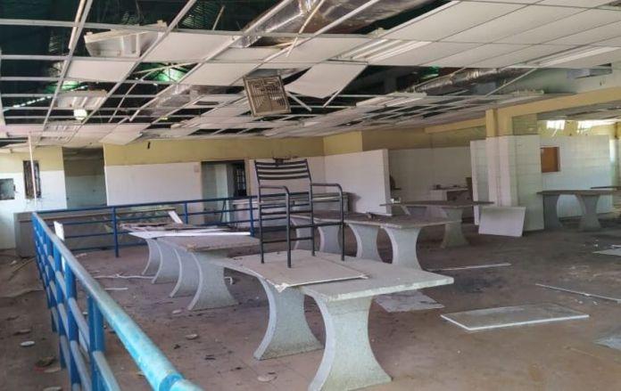 universidad destruida educación Venezuela