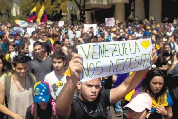 Venezuela destruida educación