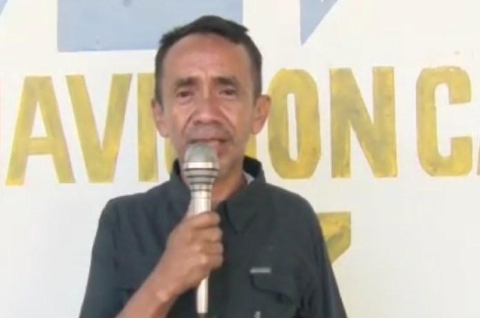 José Mejias aulas Amazonas