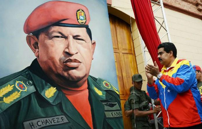 Maduro Chávez Venezuela
