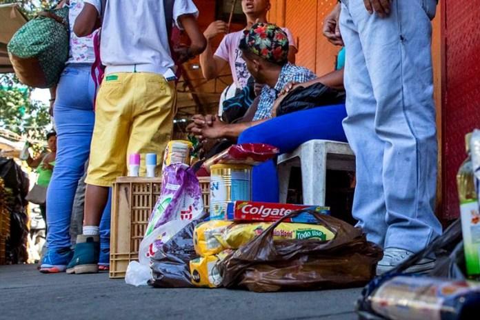 bachaqueros Venezuela forajidos