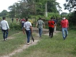 guerrilla jóvenes