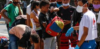 migrantes venezolanos Colombia